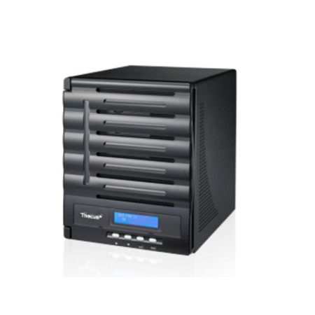Thecus-N5550-5-Bay-Enterprise-Tower-NAS-Server