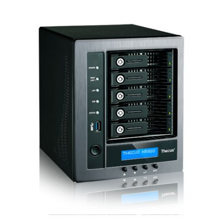 Thecus-N5810-5-bay-Linux-NAS