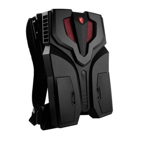 MSI VR ONE 7RD (GeForce® GTX 1060, 6GB GDDR5) Gaming Laptop