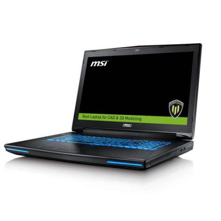 MSI WT72 6QK Gaming Laptop