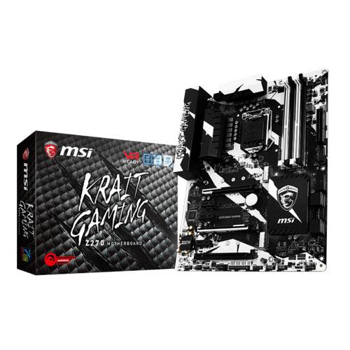 MSI Z270 KRAIT GAMING Socket 1151 Intel Z270 Motherboard