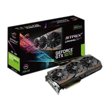 ASUS-GTX-1070-8GB-Graphic-Card-ROG-ROG-STRIX-GTX1070-O8G-GAMING