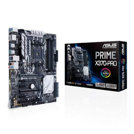 ASUS PRIME X370-PRO Socket AM4 Motherboard