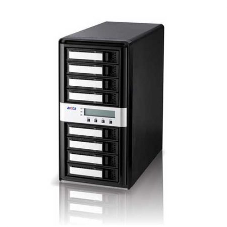 Areca-ARC-8050T2-8-Bay-Thunderbolt-2-RAID-Enclosure