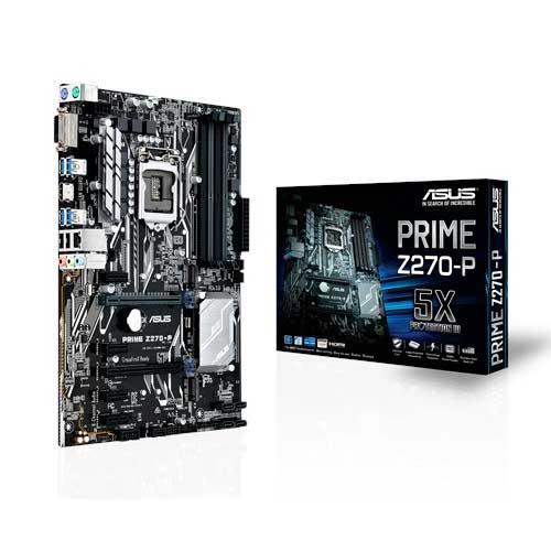 ASUS PRIME-Z270-P Motherboard