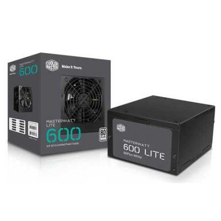 Cooler-Master-MasterWatt-Lite-600W-Power-Supply-MPX-6001-ACABW-UK