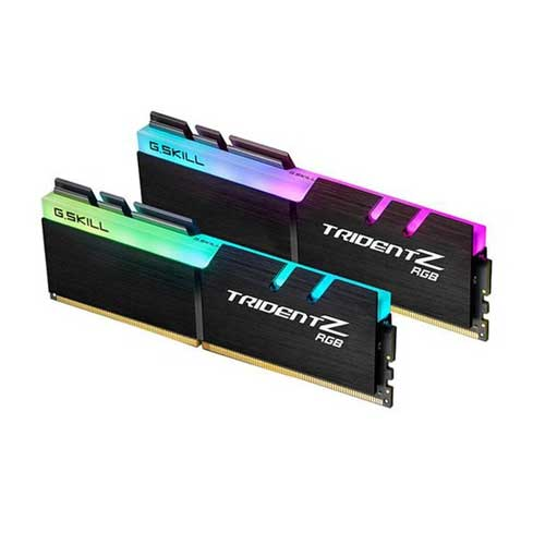 buy online g skill tridentz rgb 3200mhz 16 gb ddr4 led. Black Bedroom Furniture Sets. Home Design Ideas