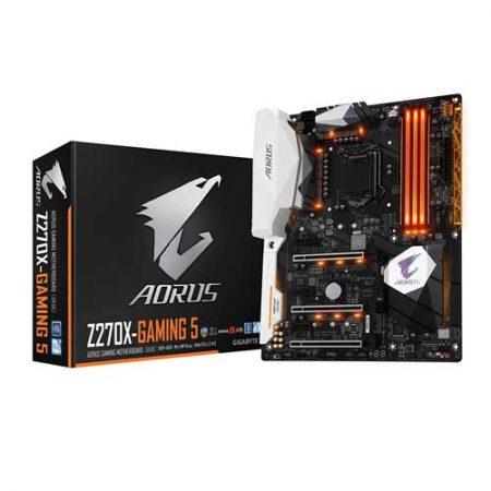 Gigabyte Aorus GA-Z270X-GAMING 5 Motherboard