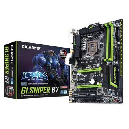 Gigabyte G1. SNIPER B7 Motherboard
