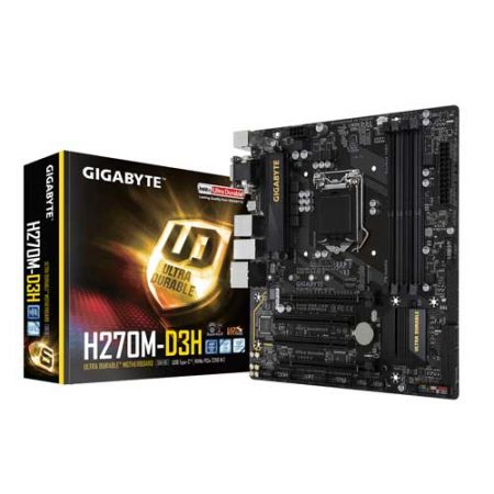 Gigabyte GA-H270M-D3H Motherboard