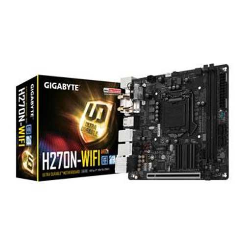 Gigabyte GA-H270N-WIFI Motherboard