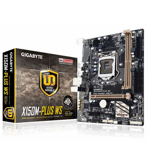 Gigabyte GA-X150 PLUS WS Motherboard