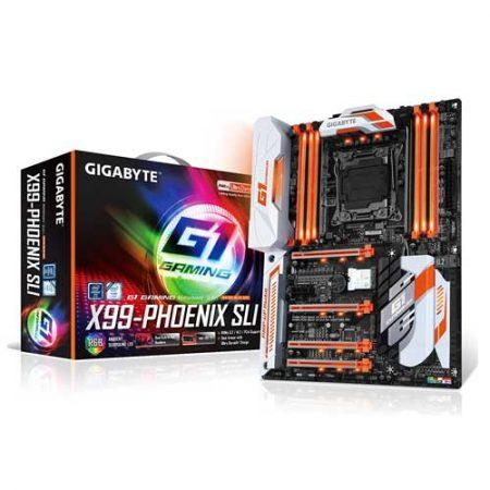 Gigabyte GA-X99-PHOENIX SLI Motherboard