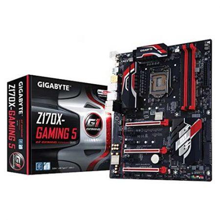 Gigabyte GA-Z170X-GAMING 5 Motherboard