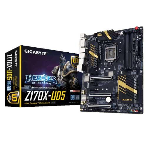 Gigabyte GA-Z170X-UD5 Motherboard