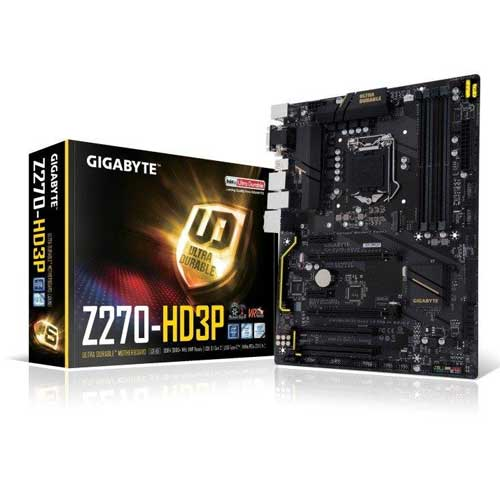 Gigabyte GA-Z270-HD3P Motherboard