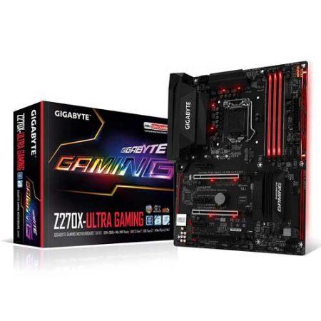 Gigabyte GA-Z270X-ULTRA GAMING Motherboard