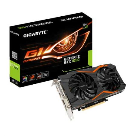 Gigabyte-GeForce-GTX-1050-G1-Gaming-2G-Graphic-Card-GV-N1050G1-GAMING-2GD