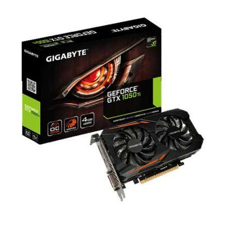 Gigabyte-GeForce-GTX-1050-Ti-OC-4G-Graphic-Card-GV-N105TOC-4GD