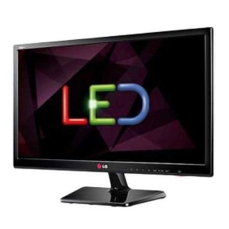 LG 24MN48A 24 inch HD Ready TV Monitor HDMI USB Port