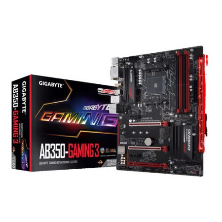 Gigabyte-GA-AB350-GAMING-3-B350-Socket-AM4-Motherboard