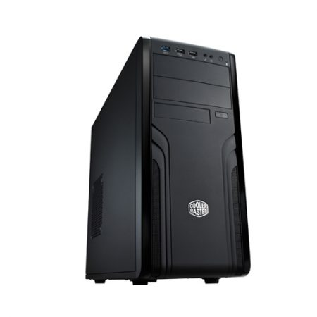 Cooler Master Force 500 - Mid Tower Computer Case