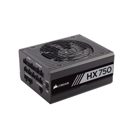 Corsair HX750 80 PLUS 750 Watt Fully Modular SMPS
