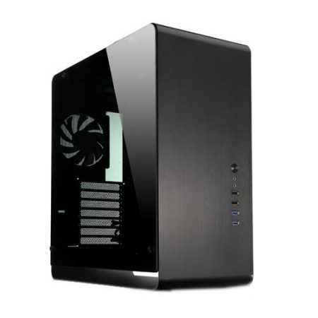 JONSBO-UMX4-Black-with-Tempered-Glass-Side-Panel-Mid-Tower-Cabinet