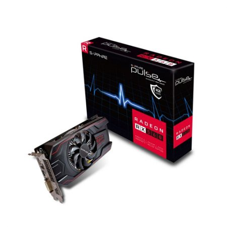 SAPPHIRE PULSE RADEON RX 560 4GD5 Graphic Card 11267-01-41G