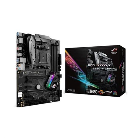 ASUS ROG STRIX B350-F GAMING AM4 AMD Motherboard