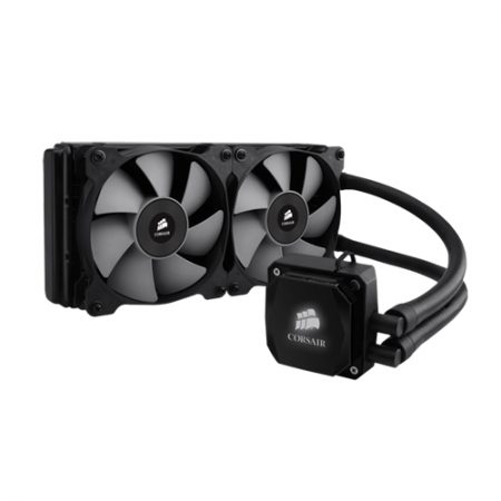 Corsair Hydro Series H100i Extreme Performance CPU Cooler CW-9060009-WW