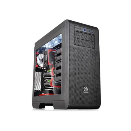 Thermaltake Core V51 Window Mid-Tower Chassis CA-1C6-00M1WN-00