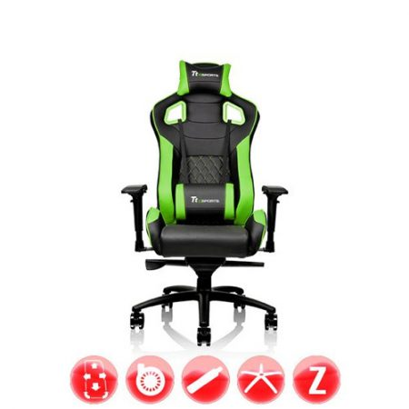 Thermaltake TT eSports GT Fit F100 RA Gaming Chair GC-GTF-BGMFDL-01