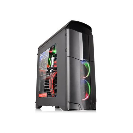 Thermaltake Versa N26 Window Mid-Tower Chassis CA-1G3-00M1WN-00