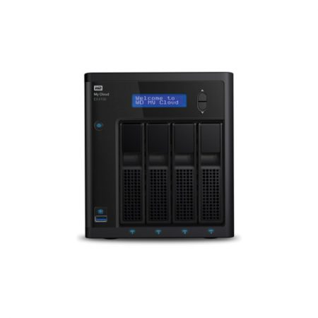 WD Diskless My Cloud Expert Series EX4100 Network Attached Storage