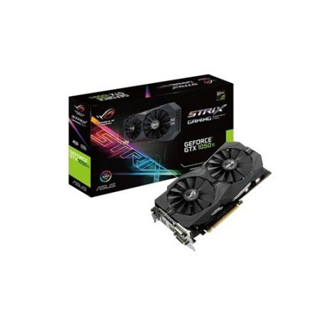 ASUS ROG STRIX-GTX1050TI-4G-GAMING Graphic Card