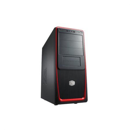 Cooler Master Elite 311 Red Cabinet