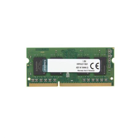 Kingston Value 2GB laptop DDR3 Ram KVR16LS11S6/2