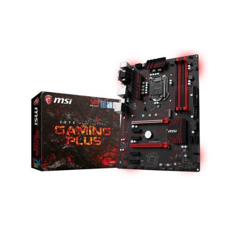 MSI Z270 GAMING PLUS LGA 1151 Intel ATX Motherboard