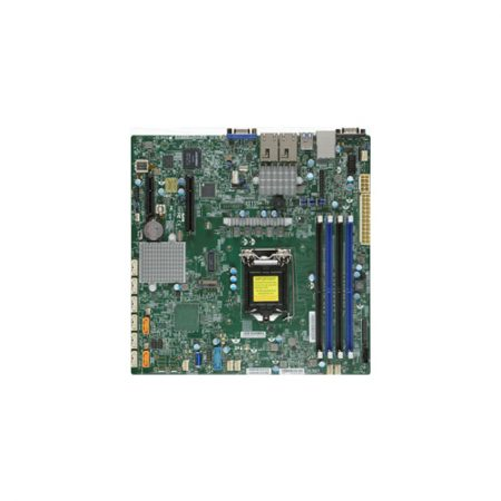 Supermicro X11SSH-TF Server Motherboard
