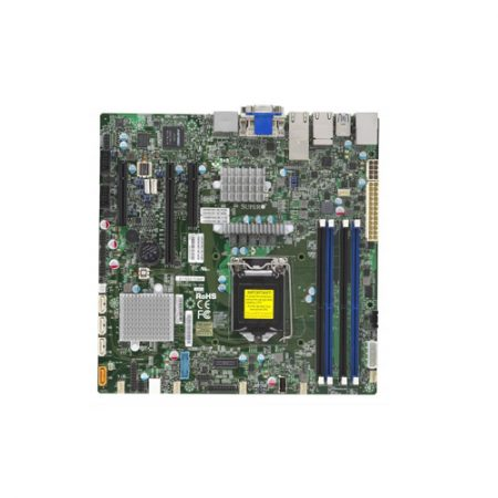 Supermicro  X11SSZ-TLN4F Server Motherboard