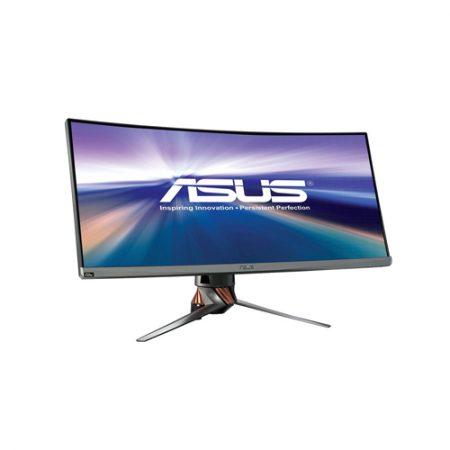 Asus ROG PG348Q Black 34 Curved IPS G-Sync WQHD Gaming Monitor PG348Q