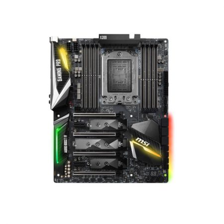 MSI X399 GAMING PRO CARBON AMD Motherboard