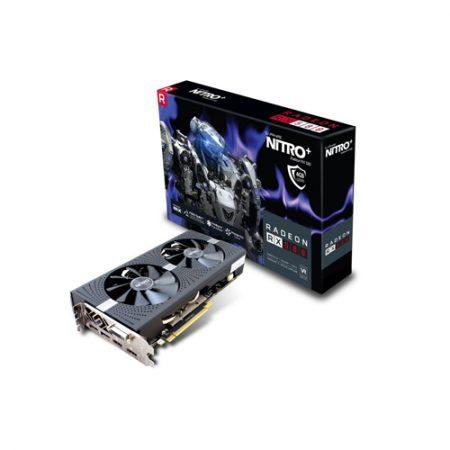 Sapphire Nitro+ Radeon RX 580 4GB GDDR5 Graphic Card 11265-07-41G