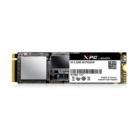 ADATA XPG 512GB SX7000 PCIe Gen3x4 M.2 2280 SSD ASX7000NP-512GT-C