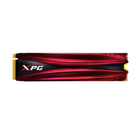 ADATA XPG 512GB GAMMIX S10 PCIe Gen3x4 M.2 2280 SSD ASX7000NPC-512GT-C