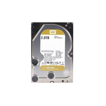 WD Gold 2TB Enterprise Class Hard Disk Drive WD2005FBYZ