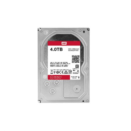WD Red Pro 4TB NAS Hard Disk Drive WD4002FFWX