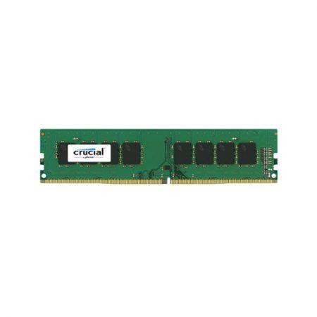Crucial 4GB DDR4 2400 MHz UDIMM RAM CT4G4DFS824A