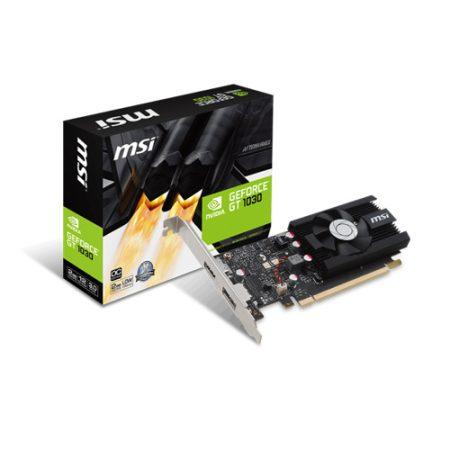 MSI GeForce GT 1030 2G LP OC Graphic Card